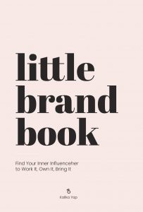 Cover Page of Little Brand Book