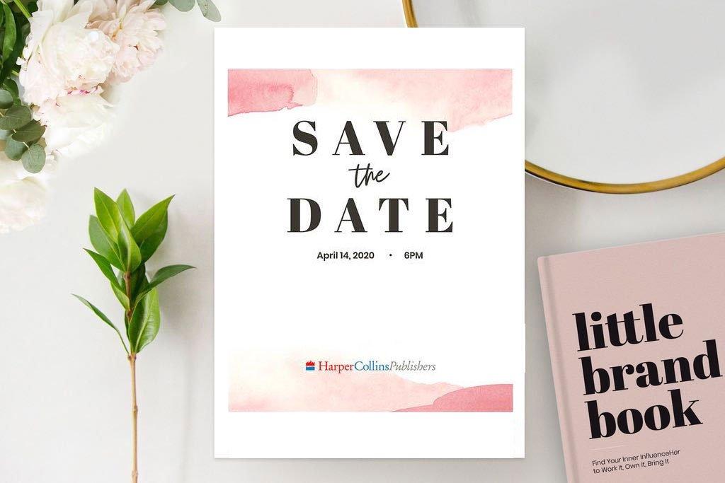 Little Brand Book New Event