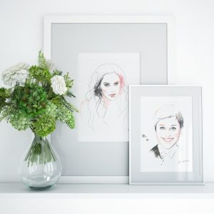 Frame mockup by kalika yap's Little Brand Book of Gal and Ellen