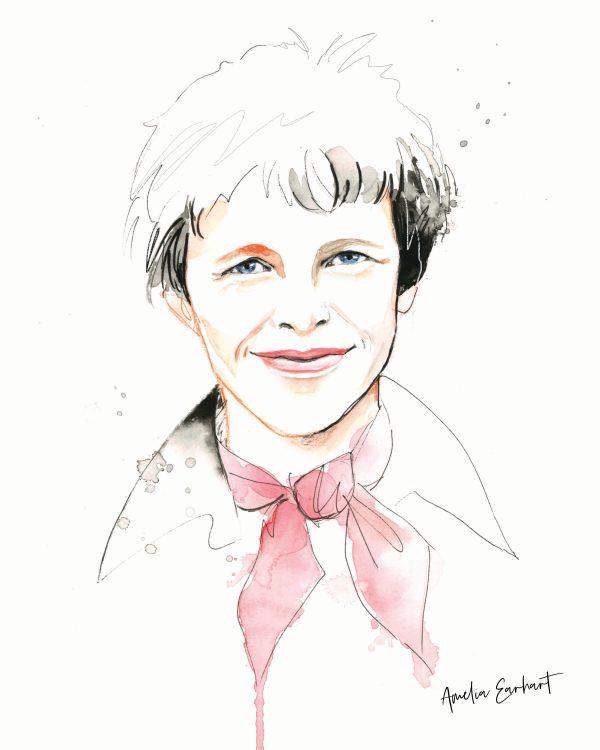 Artwork for Amelia - kalika yap's Little Brand Book Illustration Big