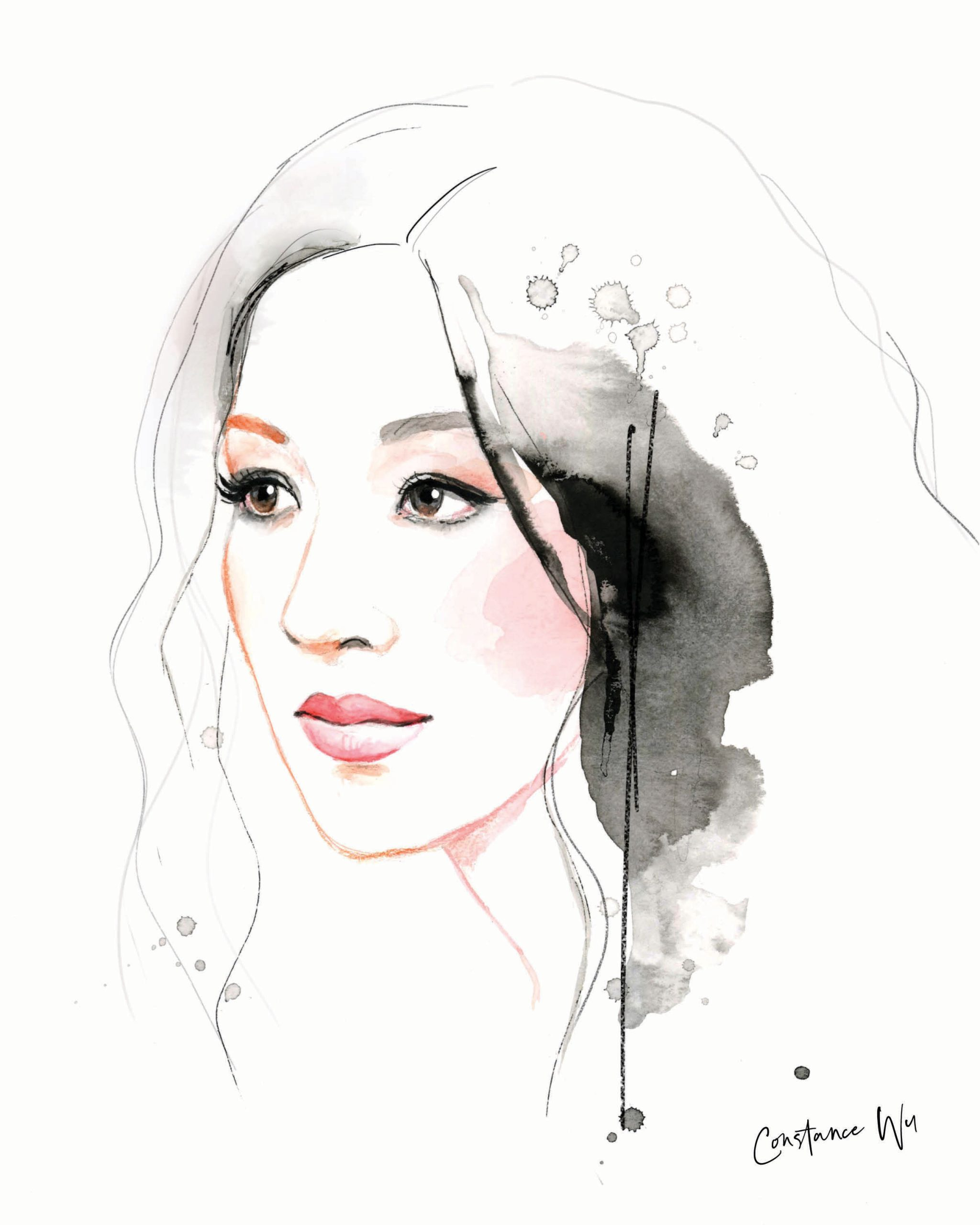 Artwork for Constance by kalika yap's Little Brand Book Illustration