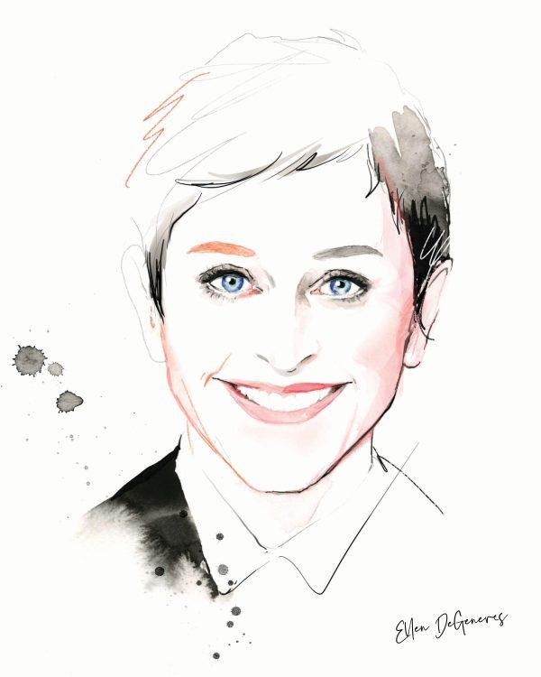 Artwork of kalika yap's Little Brand Book for Ellen