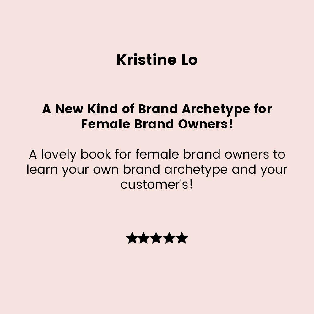 Kristine Lo and Little Brand Book